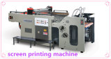 Печатная машина экрана PVC цилиндра автомобиля 180