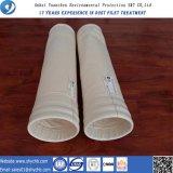 Мешок пылевого фильтра Nonwoven пробитого иглой PPS воды и масла фильтра Repellent для индустрии