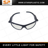 LED Lightとの耐衝撃性のGlasses Safety Goggles