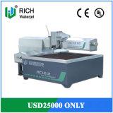 Niedriger Preis-Wasserstrahlausschnitt-Maschine für keramisches