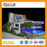 표시 제조 모형의 고품질 아BS 별장 모형 또는 부동산 모형 또는 모든 종류
