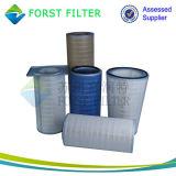 Cartucho de filtro de la tirada del cuadrado de Forst