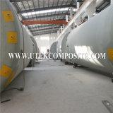 1080GSM 3 couches de pp de faisceau de fibre de verre de couvre-tapis de Rtm