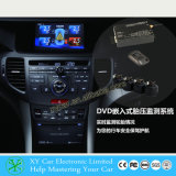 Sistema de vigilancia sin hilos en DVD, sensor de la presión de neumático del calibrador 12V del neumático del sensor de la presión de neumático