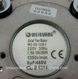 Motor van Modles Ywf2d-250 van de Ventilators van de Reeks van Ywf van Weiguang de As