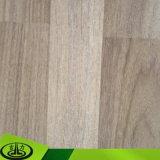 Papel de madeira realístico da grão como o papel decorativo