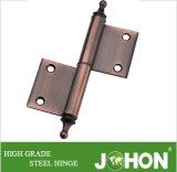 Acero o hierro Puerta Bisagra Bandera (60/80/100/120 / 140X79mm accesorios de muebles)