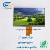 RoHS certificó modifica el módulo de la visualización para requisitos particulares del panel de tacto de la talla TFT LCD