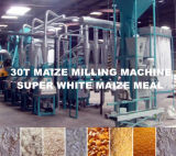옥수수 Flour Milling Machine Ugali Maize Mill (30t)