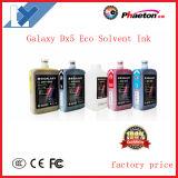 Dx5/Dx4/Dx7プリンターヘッドのための卸し売り中国の工場ギャラクシーDx5 Eco支払能力があるインクかEco溶媒インク