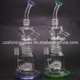 Tubo di fumo di vetro del tubo di acqua di prezzi di fornitore di schiocco Czs-28