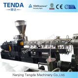 Extrusora de parafuso plástica recicl 130kw da máquina da granulação Tsh-65