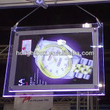 Acrylic LED Crystal Light Frame Hanging Picture FrameのCeilingの低下