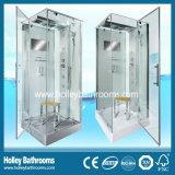 Heißes verkaufencomputer-Bildschirmanzeige-im Freiendusche-Gehäuse mit Oberseite und Panel-Lampen (SR111W)