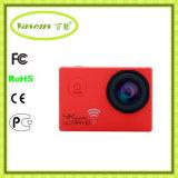 Sport imperméable à l'eau DV660 de WiFi de l'appareil-photo 4k de l'action Ntk96660