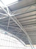 Fascio della struttura d'acciaio, fascio del tubo, blocco per grafici dello spazio