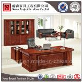 Bureau en bois de annotation élevé de placage de meubles modernes de peinture (NS-SL004)