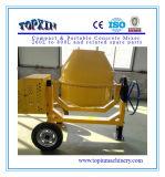 Grande miscelatore del calcestruzzo trainabile e di cemento del timpano d'acciaio da 24.75 piedi cubi