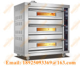 De Apparatuur van de Bakkerij van het gas/de Oven van het Brood (309Q)