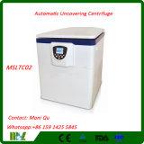 Centrifugeuse de exposition automatique clinique d'hôpital pour l'analyseur de sang