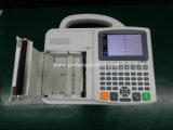 Seis CE ECG-E601c aprobado de la máquina del Portable ECG de Digitaces del canal