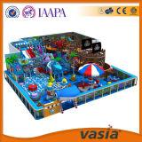 Оборудование спортивной площадки детей Aqua крытое для центра игры