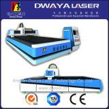 Machine de découpage motrice duelle de laser de la fibre 3015