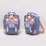 13 sacs multifonctionnels S (B003-1) de sacs à dos occasionnels unisexes en nylon de qualité de couleurs