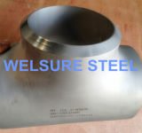 Instalación de tuberías de acero inoxidable de la te S32760