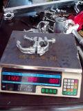 Goutte du coupleur 48.3X48.3mm d'émerillon de l'échafaudage En74/BS1139 modifiée