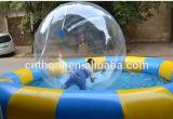 水歩く球、ジャンボ水球、ローラー球