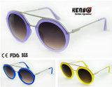 Neue kommende Form-runde Feld-Sonnenbrillen CER-FDA Kp50732