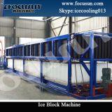 Planta de gelo industrial do bloco da amônia do preço razoável