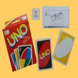 Карточки 100% карточек карточной игры PVC таможни торгуя играя