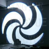 Indicatori luminosi della lavata 280W 10r DJ del punto del fascio che spostano la strumentazione capa della discoteca