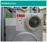 Máquina de lavagem a seco comercial da lavanderia de pano