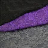 Tessuto del merletto della guipure della fabbrica di Risingstar Cina, merletto chimico, tessuto del merletto del cavo