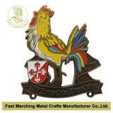 Медаль с логосом симпатичного крана