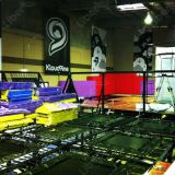 Gaiola Ball Prices do lugar de Indoor Trampoline