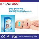 Connexion de refroidissement pertinente neuve avec la garniture de refroidissement de fièvre de bonne qualité de bébé