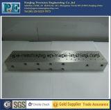 Aangepast Roestvrij staal CNC die Flens machinaal bewerkt