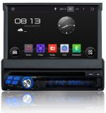 7 des Inch einzelner LÄRM Android-4.4.4 Navigations-Funk Automotivo Support WiFi/3G/Music Leitungs-Kern-Screen-Universalauto-des DVD-Spieler-Gp-8600 Bluetooth GPS