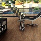 Pattern di legno Style marocchino Best Floor Tiles in Cina