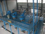 Usine d'extraction de gingembre