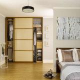 Guardaroba di modello alluminoso della scheda del portello di Sutter/Almirah/insieme di camera da letto
