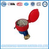 Solo contador del agua caliente doméstica del jet
