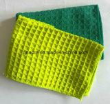 Microfiberの世帯のクリーニングタオル