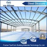 La estructura de acero del diseño de la luz profesional del bajo costo hace en China