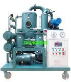 Máquina usada do vácuo do petróleo do transformador, purificador de petróleo de Zhongneng para a venda