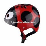Type coloré casque de vélo d'insecte de mousse de PPE de vente chaude pour des gosses